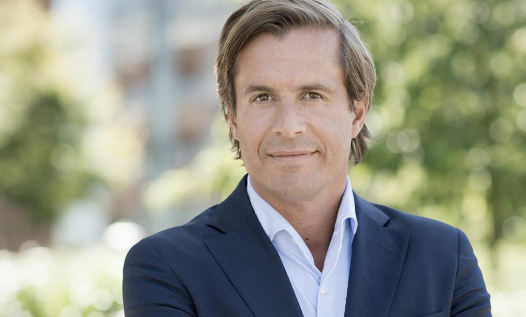 Norske Jacob Lund er kommunikasjonsdirektør hos AstraZeneca