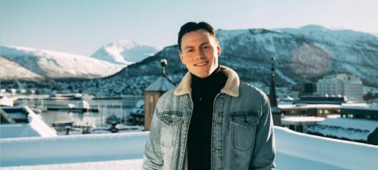 Hallvar Agersborg blir kreativ leder i Nordlys