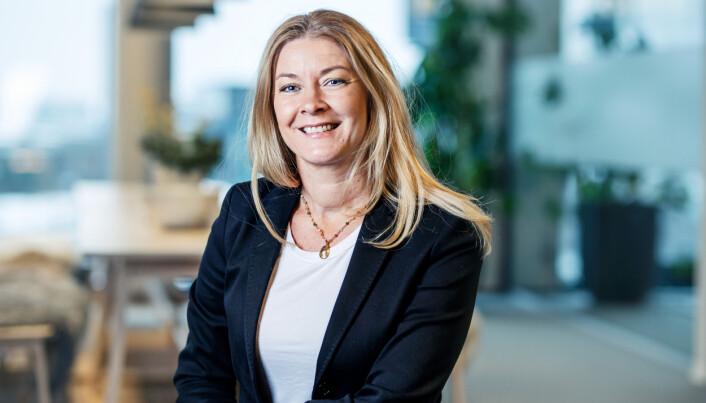Byråsjef Henriette Leikanger i HyperRedink.