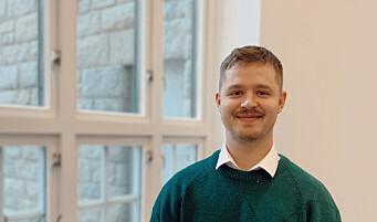 Mattis har fått jobb i designbyrå: – Jeg var klar for nye utfordringer