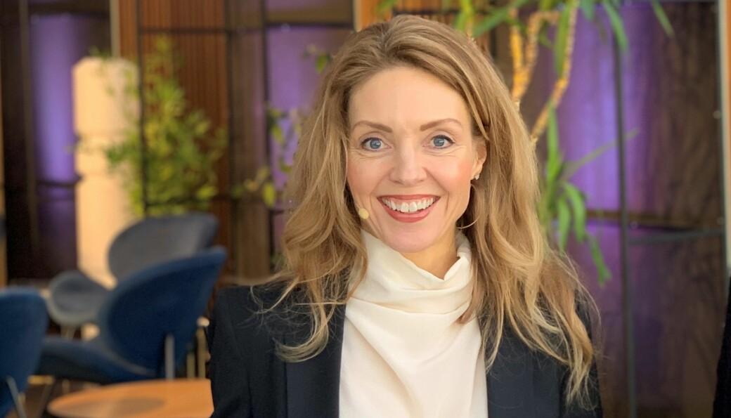 Elisabeth Solvang forlater nå Sunnmørsposten for å begynne som kommunikasjonssjef i Ålesund kunnskapspark.
