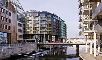 Nordic Choice-hotell, med hjelp av et performancebyrå, brøt regelverket for konkurranser på Facebook - legger seg flate