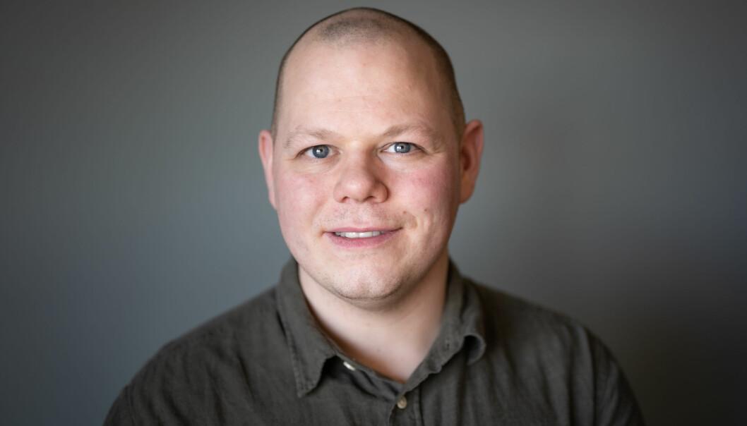 Kommunikasjonsrådgiver John Trygve Tollefsen rykker opp for en periode og tar over sjefsrollen for kommunikasjonsstaben til Fellesforbundet.