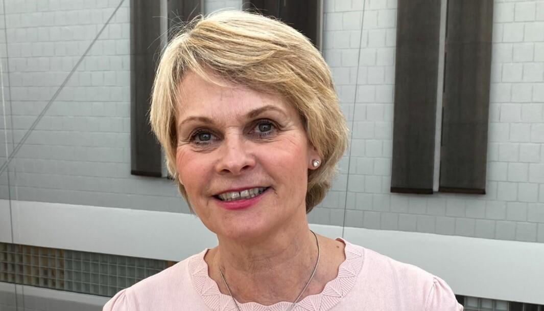 Kommunikasjonssjef Siv Meisingset i Oslo Politidistrikt skal snart få en rådgiver inn i kommunikasjonsstaben som skal jobbe fulltid med sosiale medier.