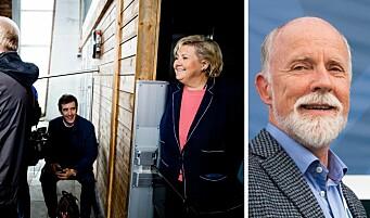 Hadde fire samtaler med statsministerens spinndoktor før kontroversielt utspill