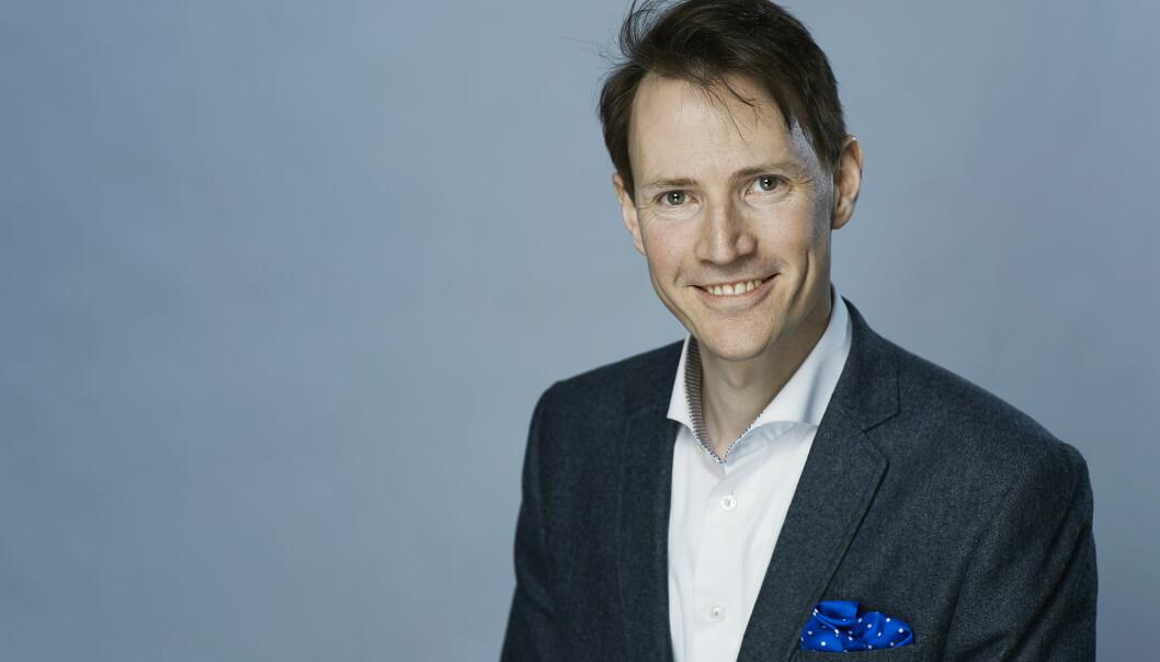 Mats Lillesund er ny leder for Kommunikasjonsforeningen Oslo og Akerhus.