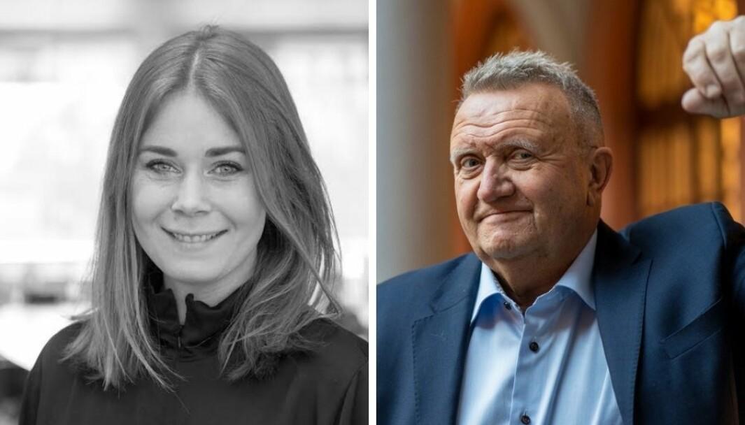 Retorikkekspertene har gjort en enkel analyse av gårsdagens pressekonferanse med statsminister Erna Solberg.