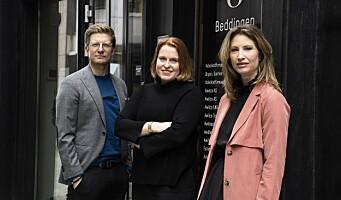 Meek ny partner i Sannum & Bergestuen