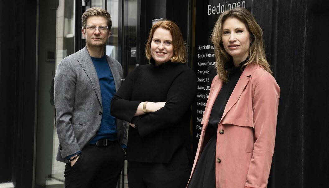 Kristine Meek blir ny partner i kommunikasjonsbyrået Sannum & Bergestuen.
