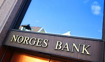 Disse 51 vil jobbe i Norges Bank