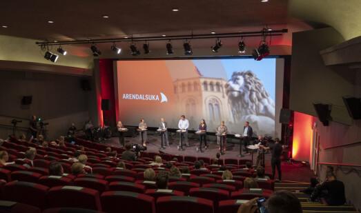 Arendalsuka fyller ti år: Slik skal det gjennomføres