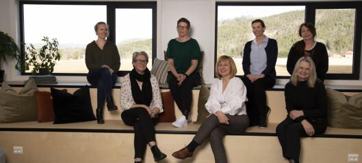 I dette byrået satser de på kvinner