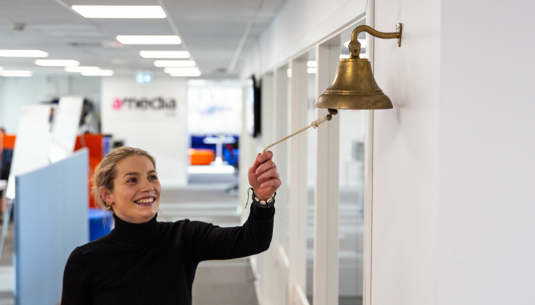 Amedia har besluttet å satse mer på salgssenteret Amedia SMB.
