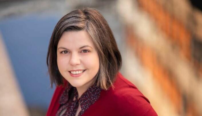 Kaia Tetlie var Corporate Communications første juniorkonsulent. Nå blir hun managing partner i byrået.