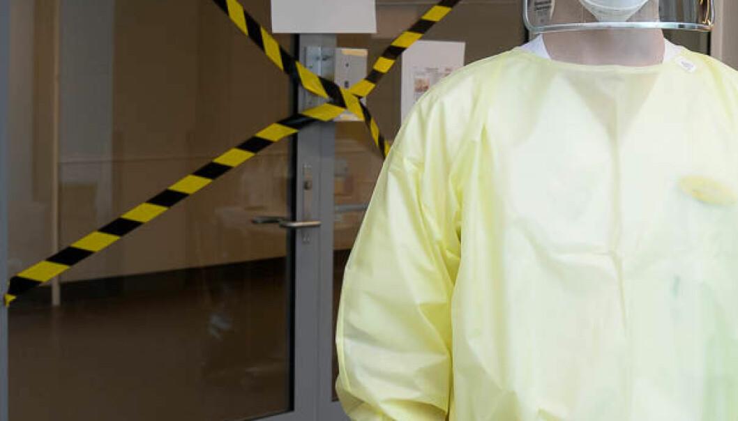 Da pandemien kom innså sykehuset at de måtte ta grep: – Vi fjernet mellomleddene som ofte har gjort at kommunikasjon ikke fungerer og informasjon har stoppet opp