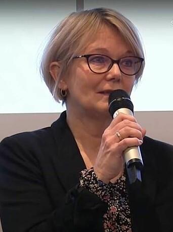 I forkant av nedstengningen 12. mars i fjor, hadde kommunikasjonssjef Hilde Annie Pettersen Kvalvik mye informasjon hun skulle formidle.