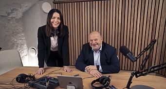 Kruse Larsen og Pressure styrker sin satsing på helse med ny podkast