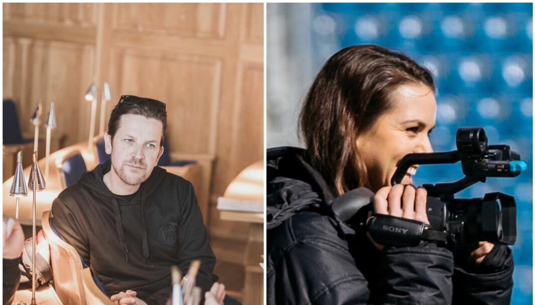 Mediesjefene for Rosenborg, Jørgen Stenseth og Tina Wulf for Vålerenga jobber begge for å holde klubbene sine oppdatert og relevante i en tid hvor supporterne ikke få ta del i trening og kamper. Sosiale medier har blitt viktigere en nettsiden.