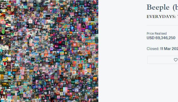 Ville du ha betalt 600 millioner kroner for et bilde du kan laste ned gratis? Noen gjorde nettopp det