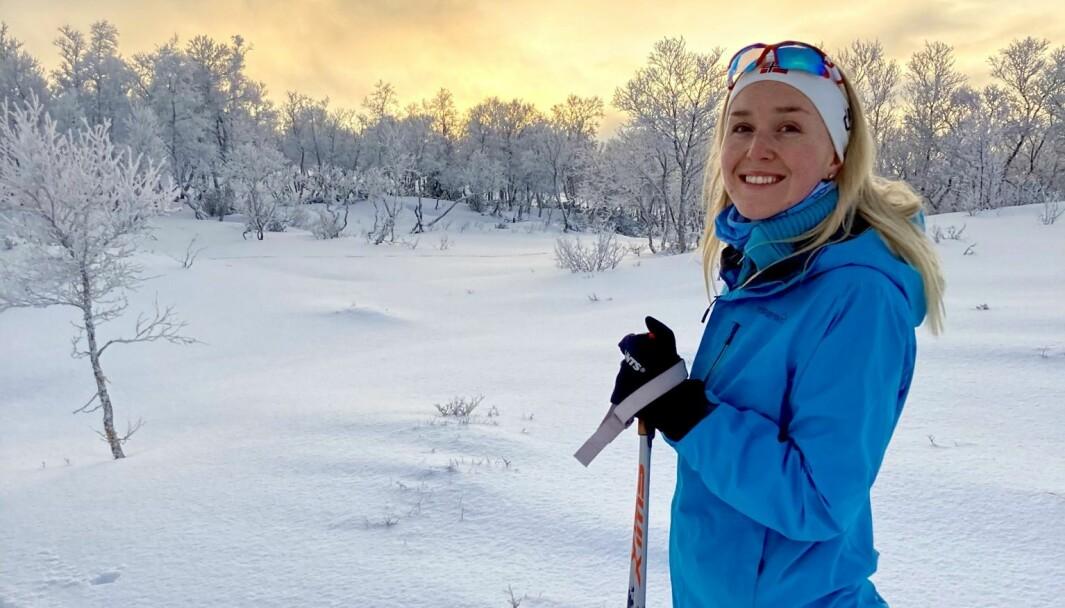 Kommunikasjonssjefen i Sparebank 1 SMN, Eirin Sørensen Røkke.