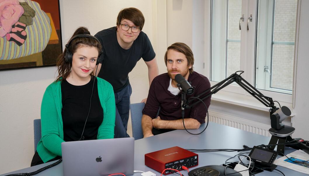 Podkasten Diagnose produseres og lages av kommunikasjonsrådgiverne Kirsten McDonagh, Elling Finnanger Snøfugl - og redigeres av Nils Lian.