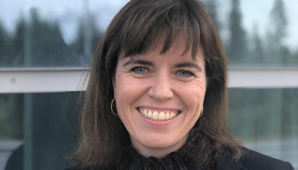 Ingrid Løken Thorsrud har lang erfaring bak seg i kommunikasjonsbransjen, nå kommer hun tilbake.
