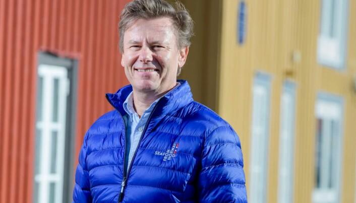 Ny Norden-sjef i Sjømatrådet - skal styrke PR-arbeidet