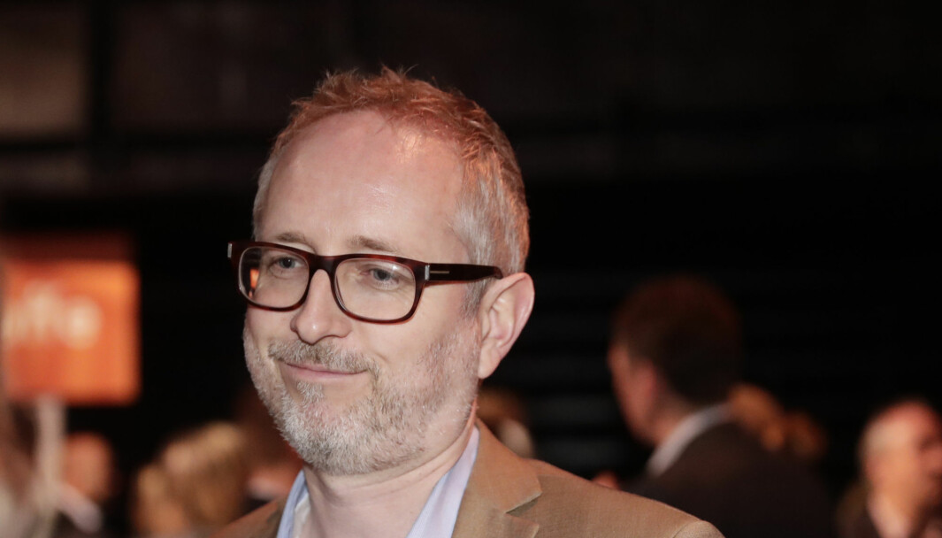Norads direktør Bård Vegar Solhjell. Her fra NHOs årskonferanse i januar 2020. Foto: Berit Roald / NTB