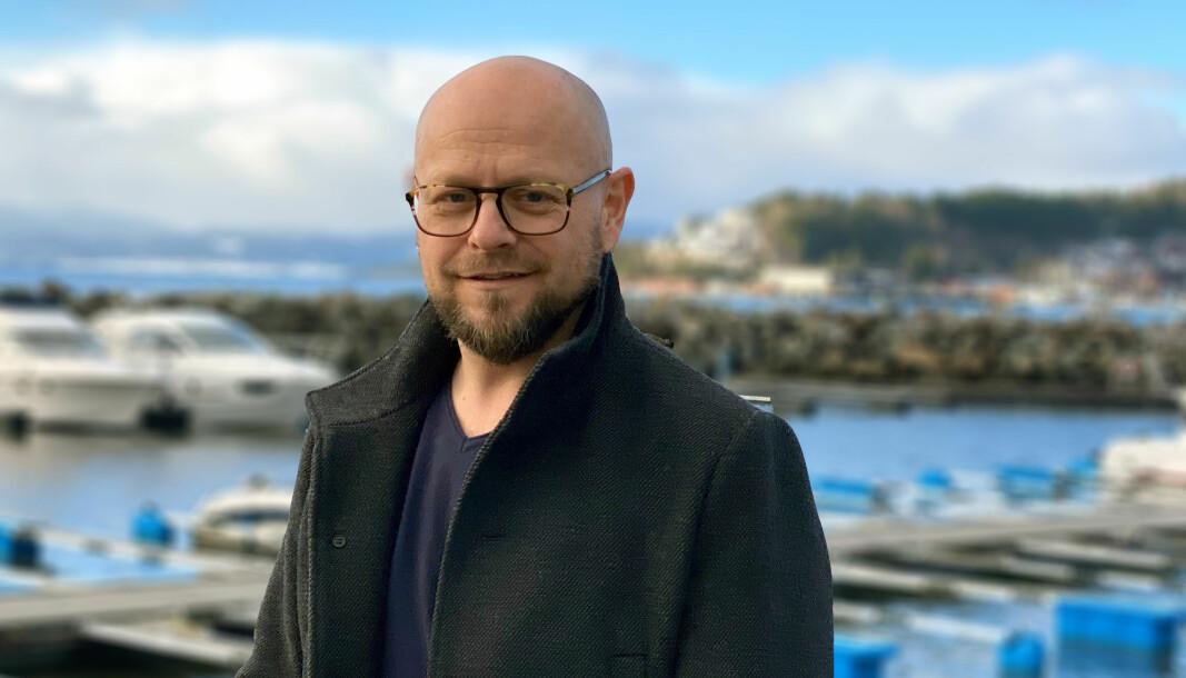 Bjørn Tore Hals er spent på de nye utfordringene som møter han i rollen som markeds- og kommunikasjonssjef i Trøndelag Reiseliv