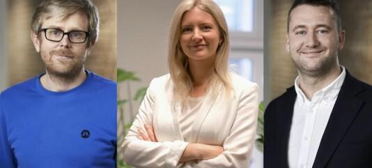 Fra IKEA til daglig leder i «nytt» byrå