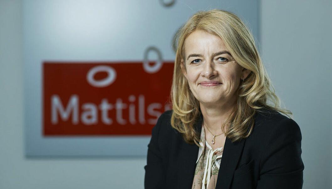 Administerende direktør Ingunn Midttun Godal i Mattilsynet forteller hvordan de nye endringene vil påvirke tilsynets kommunikasjonsansatte.