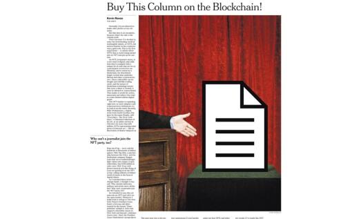 Tidenes dyreste avisartikkel