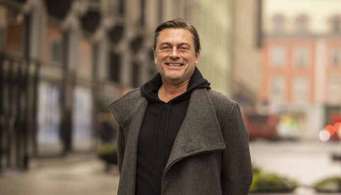Byråleder Petter Thorendahl i PR-operatørene, har vært en del av teamet bak lanseringen i Norge .