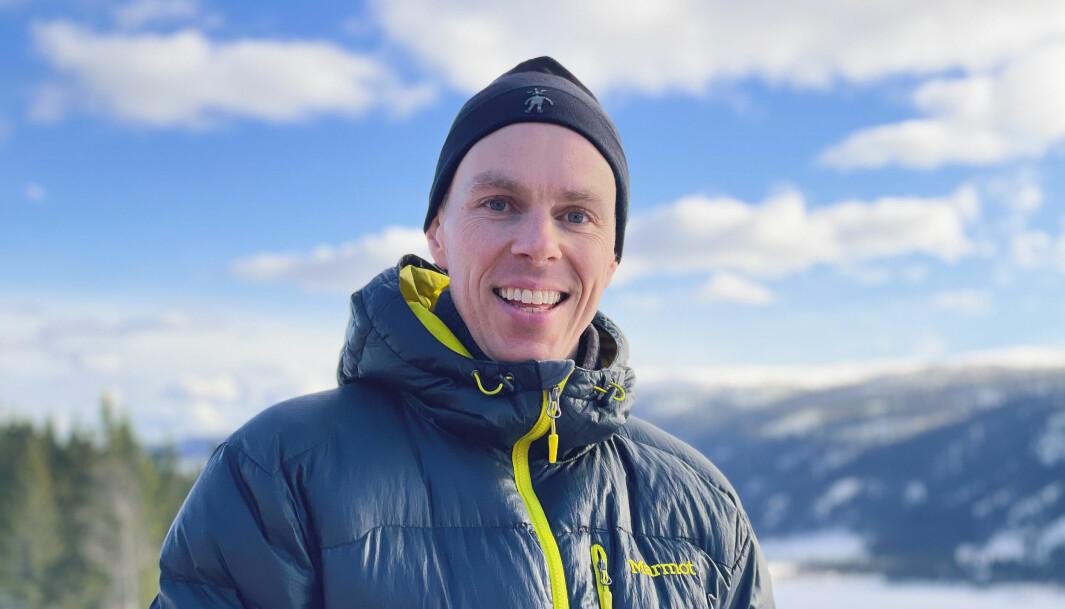 Kommunikasjonsrådgiver i Corporate Relations for Statkraft, Anders Berg-Hansen, håper å få dra på hytta til Svigers i Valdres i påsken.