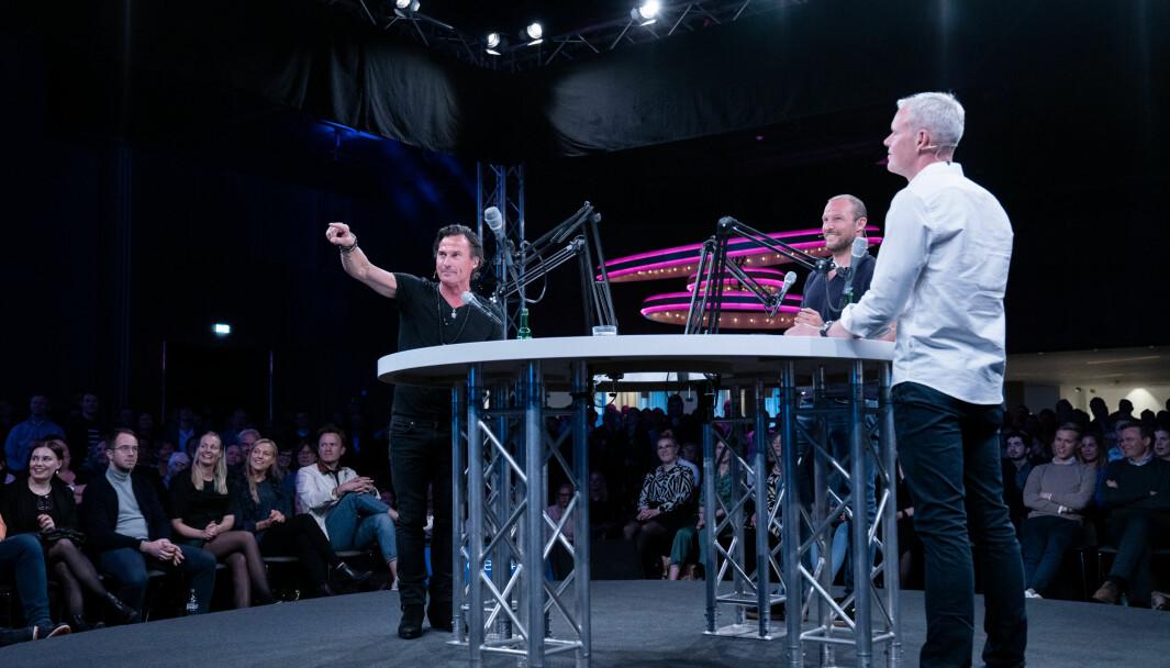 Petter Stordalen startet opp Storm communications i 2018. Tirsdag feirer de tre år og gjør det med å gi bort byråets kunnskap til bedrifter som trenger det nå i koronakrisen.