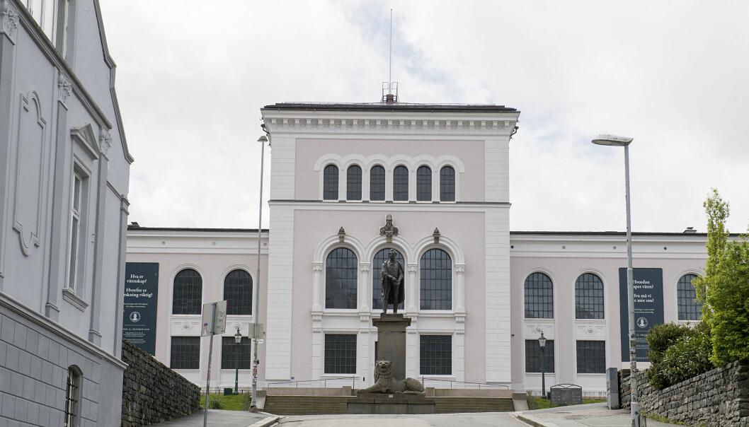 Universitetet i Bergen jakter ny kommunikasjonsdirektør.