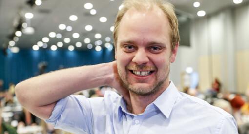 Mimir Kristjánsson vil kutte i antall kommunikasjonsrådgivere på Stortinget