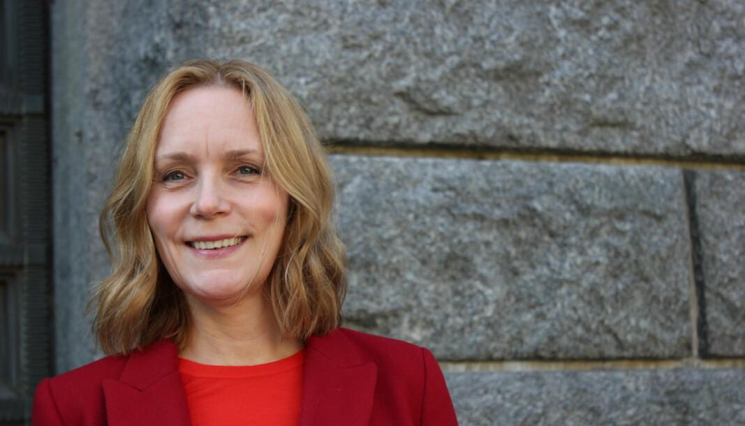 Riksantikvar Hanna Kosonen Geiran er på jakt etter en ny kommunikasjonsdirektør som skal hjelpe direktoratet når de skal endre måten de jobber på.