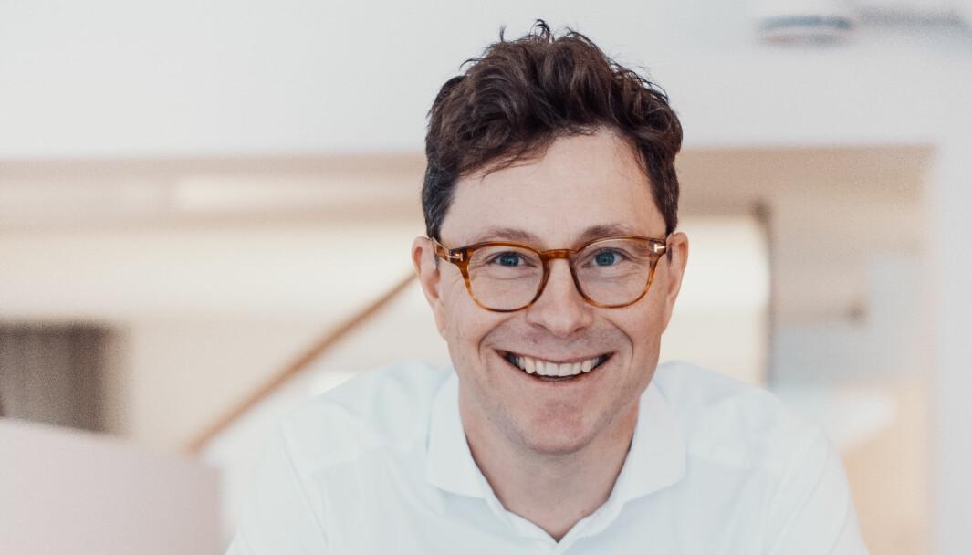 – Vårt mål er å være Norges beste kreative byrå, sier Pol-sjef Kjetil Botten Skogly.