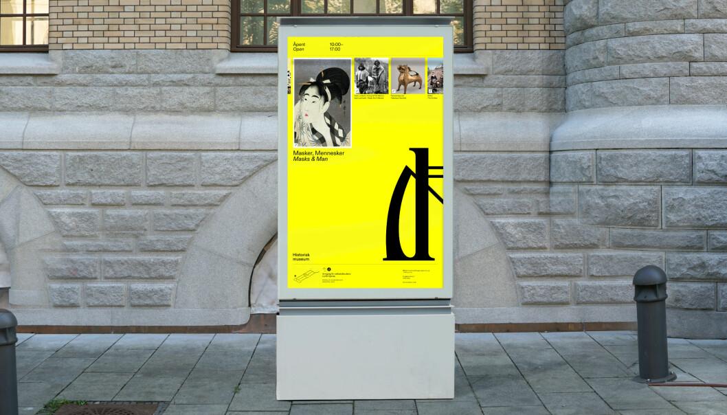Historisk museum har fått ny visuell identitet og det kommende Vikingtidsmuseet har fått navn og logo. Bak begge arbeider står byrået Bleed