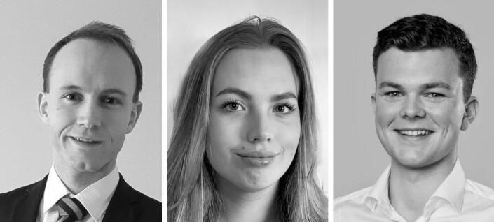 Rud Pedersen satser på unge kommunikasjonstalenter
