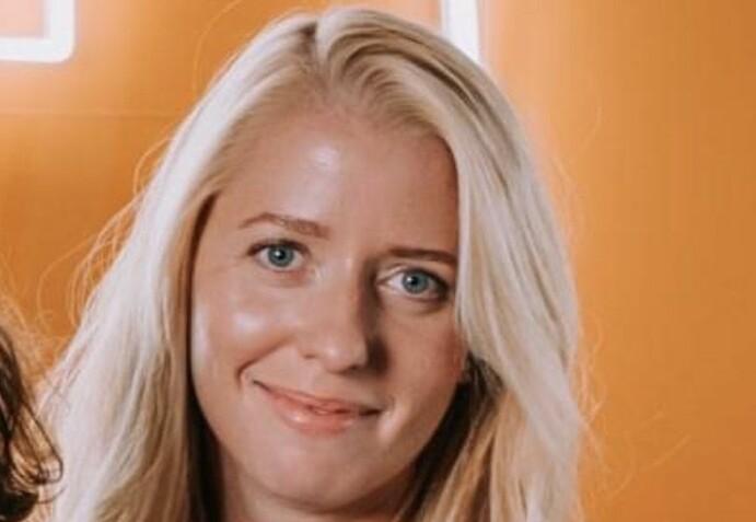 Talentsjef Emilie Jebsen i Splay One.