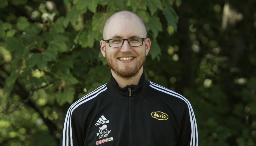Daniel Holmeide Strand er daglig leder i Skeid og stiller spørsmålstegn ved McDonald's og deres reklamer.
