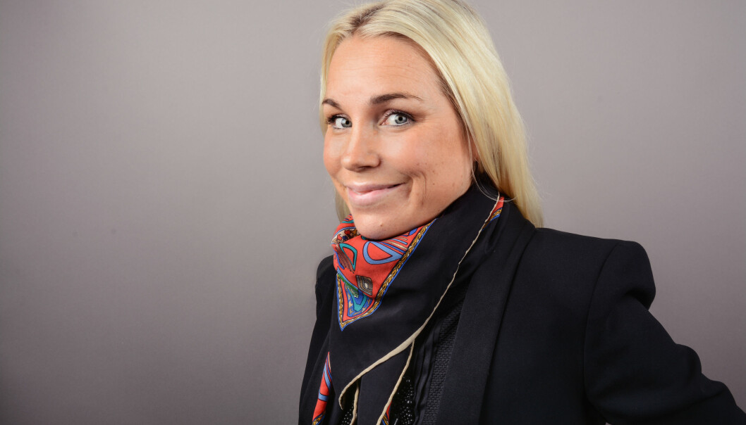Signe Bunkholt Sæter blir nå bærekraftsdirektør i Norgesgruppen.