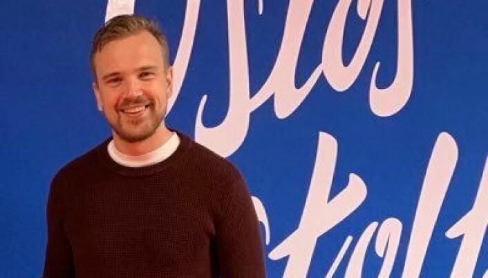 Jens August Dalsegg er markedsansvarlig hos damelaget til Vålerenga, han mener NorgesEnergi ikke opptrer helt ærlig i sin kampanje.