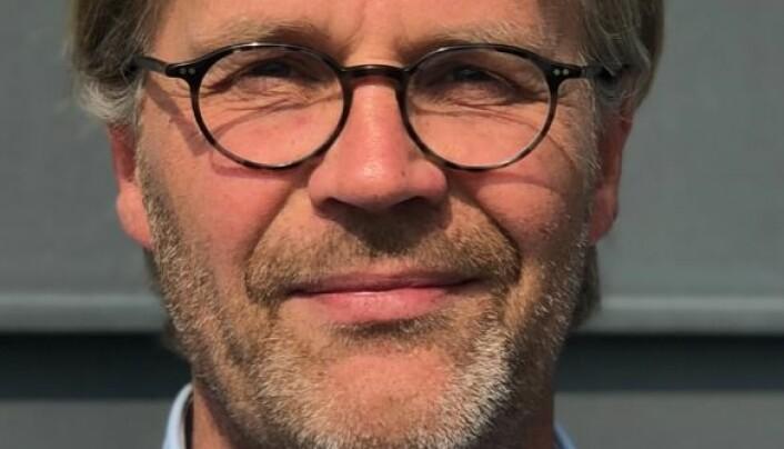 Geir Arne Gundersen er markeds og kommunikasjonssjef i NorgesEnergi og sier de har problemer med å forstå kritikken fra Vålerenga.