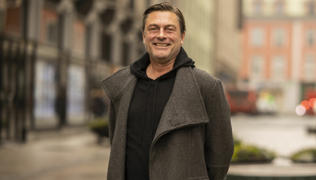 Byråsjef Petter Thorendahl i PR-operatørene er fornøyd med fjorårets resultat.