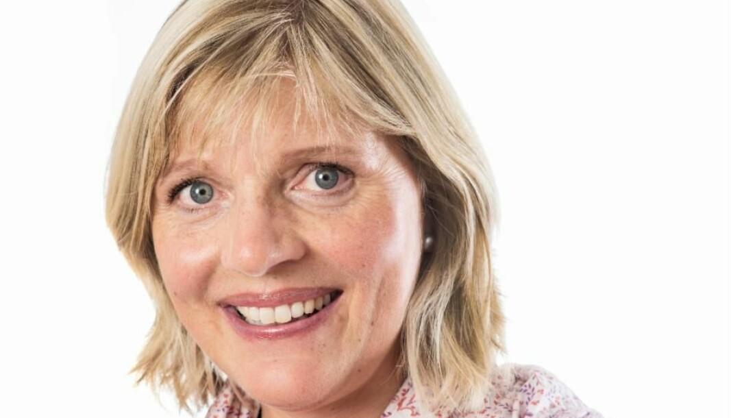 Informasjonsdirektør i Bergen kommune, Eva Hille, er stolt over å ha vunnet «Klarspråksprisen for kommuner og fylkeskommuner».