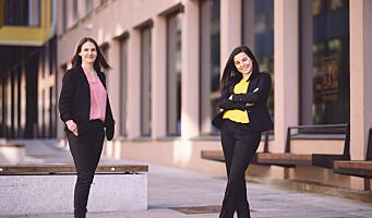 – Vi har vært unge damer i politikken, og er vant til å ta plass, så det kunne ha krasjet fullstendig