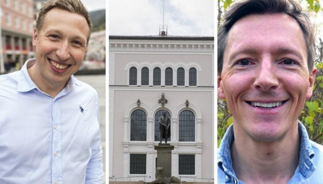 Trond Roger Nydal, som nylig sluttet som daglig leder og ansvarlig redaktør i avisa Nordhordland er blant søkerne til stillingen som ny kommunikasjonsdirektør ved UiB. Det samme er Jean-Yves Gallardo, som er kommunikasjonssjef i UNICEF Norge